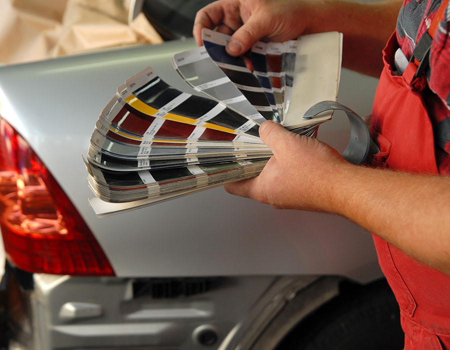 Auto Paint Equipment Sterling Heights MI - Automotive Color Supply - products